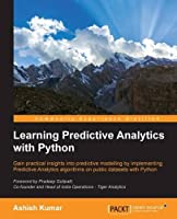 Learning Predictive Analytics with Python Front Cover