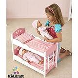: Comfy & Cozy Bunk Bed - DollKraft