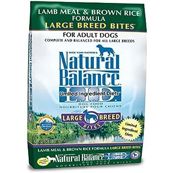 Amazon.com: Natural Balance Dry Dog Food Limited