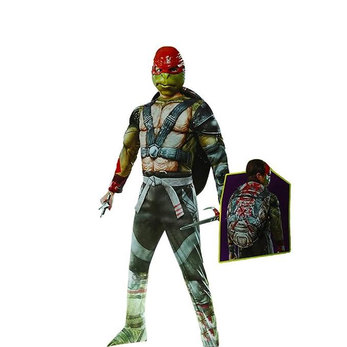 ZSDFGH Disfraz Ninja Mujer/Disfraz Tortuga Ninja Mujer ...