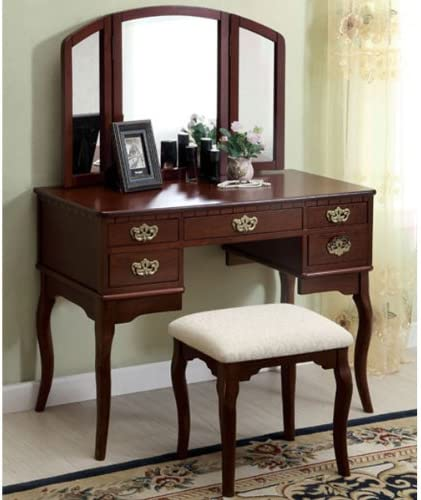 247SHOPATHOME vanities, Brown
