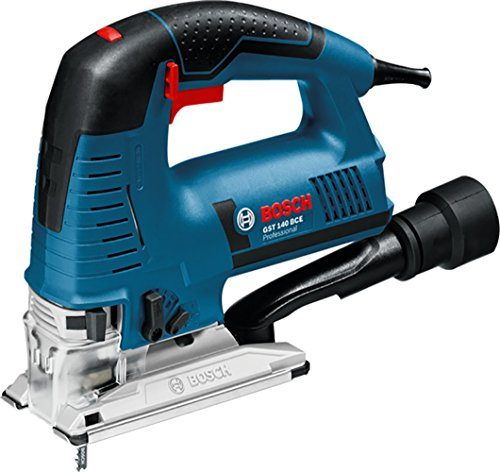 Professional Jigsaw - Bosch GST 140 BCE Professional Jigsaw The New Standard in Precision / 220 Volt , 60Hz , Europe C Type Plug