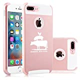 Best Phone Cases Friend Food Phone Cases - For Apple iPhone (7 Plus) Shockproof Impact Hard Review