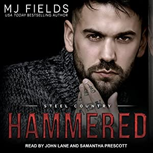 Hammered Audiobook