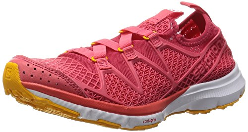 W Madder Lotus Gul Crossamphibian Salomon Guld Kvinder Løbesko lyserød Pink Trail Til Pink q5nxRwzHT