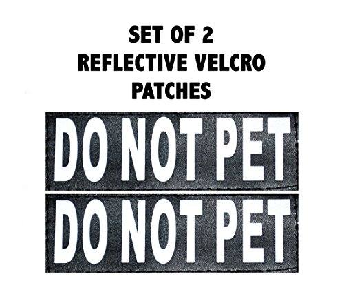 Reflective Velcro Patches Service harnesses