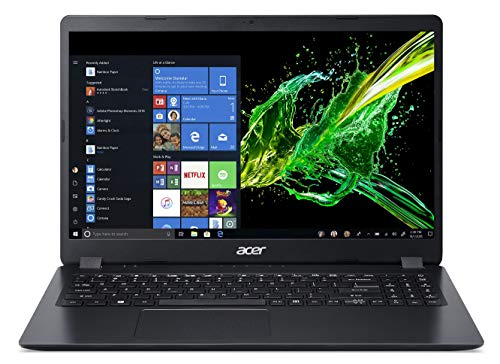 Acer Aspire 3 Thin 8th Gen Core i5 15.6 inch Thin and Light Laptop  8 GB/1 TB HDD/Windows 10 Home/Shale Black/1.9kg , A315 54