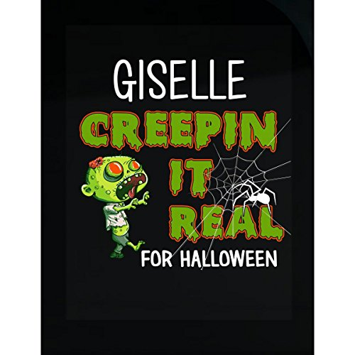 Prints Express Giselle Creepin It Real Funny Halloween