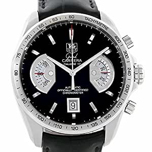 Tag Heuer Carrera automatic-self-wind womens Watch CAV511A.FC6225 (Certified Pre-owned)