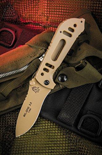 TOPS Knives Mil Spie Hunter Folding