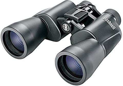 Bushnell Powerview 12x50 Wide Angle Binocular - 3 Light Jt System