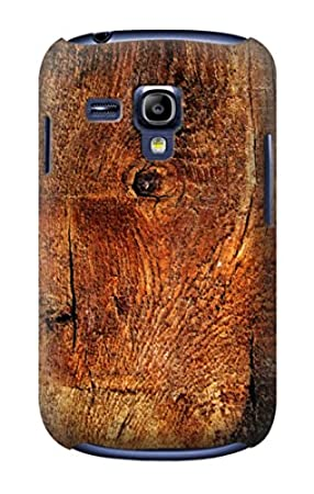 E1140 Wood Skin Graphic Funda Carcasa Case para Samsung ...