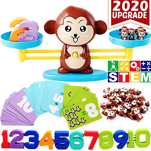 Cozybomb Monkey Balance Counting
