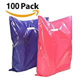 100 Pink and Purple Heavy Duty 12