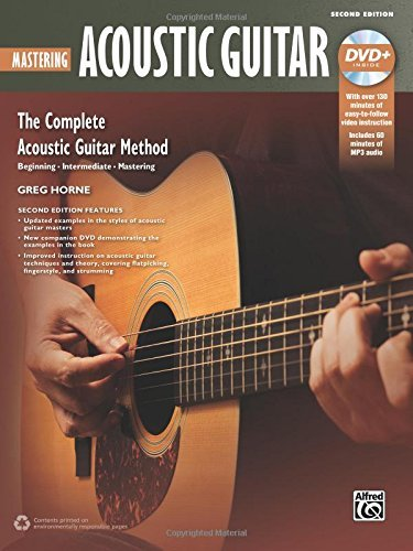 Complete Acoustic Guitar Dvd - 9