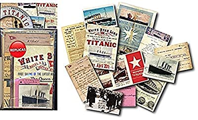 Titanic - Memorabilia Pack from Brought to you by Resources For Teaching
