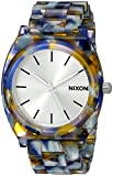 NIXON Women's A3271116 Time Teller Acetate Analog Display Analog Quartz Watch