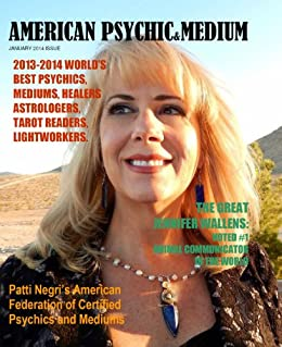 AMERICAN PSYCHIC & MEDIUM MAGAZINE. January 2014 Issue by [de Lafayette, Maximillien]