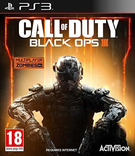 Call of Duty Black Ops 3 - Ps3 Call Duty Black Ops