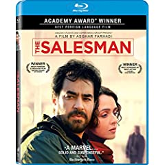 THE SALESMAN debuts on Blu-ray, DVD and Digital May 2nd from Sony Pictures