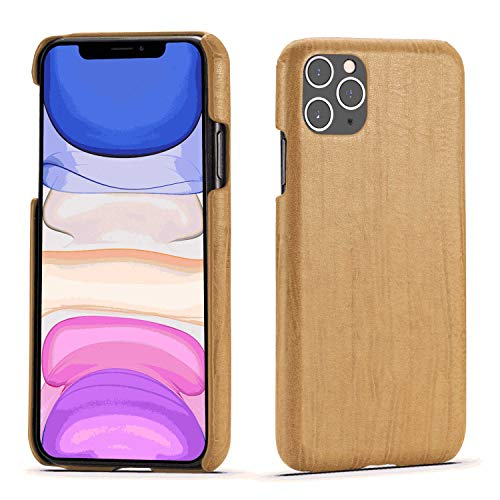 Leather Cover CompatibleiPhone 11 Pro Max Brown Wallet Case for iPhone 11 Pro Max