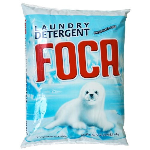 Product Image of the Foca Laundry Detergent