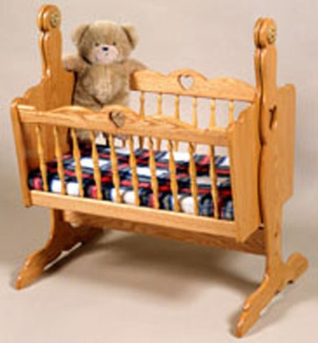 Baby Cradle Blueprint Project Plan To Build Swinging Cradle For Babies