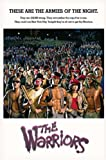 The Warriors Armies Cult Drama Action Thriller Movie Film Poster Print 24 by 36