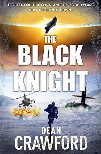 Think Indiana Jones meets Alien… A combination of mystery, suspense, and unspeakable horror:  The Black Knight (Warner & Lopez Book 4) by Dean Crawford