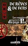 De rêves et de fers: Les enquêtes surnaturelles du juge Pao par Brossollet