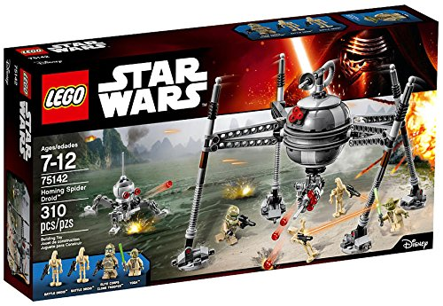 LEGO Homing Spider Droid 75142
