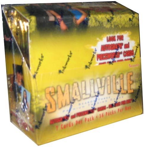 Smallville Kent Costume Clark (Smallville Season 3 Premium Trading Cards)