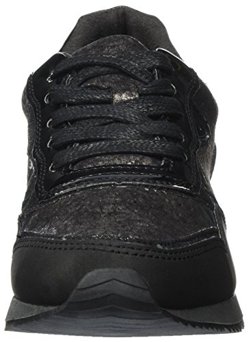 23601 Damen Tamaris Schwarz Sneaker Comb Black 18wqZn
