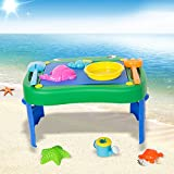 COLORTREE Sand Beach Toys Play Set for Kids&Todder