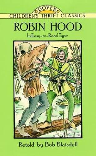 Robin Hood (Dover Children's Thrift Classics)