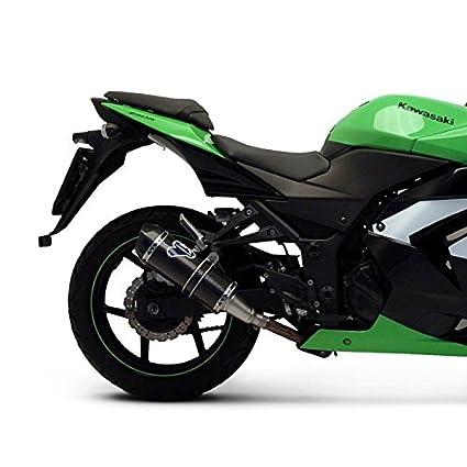 Kawasaki Ninja 250R 2008 08 Tubo de escape termignoni ...