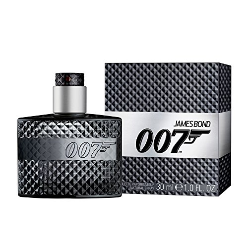 James Bond 007 Eau de Toilette Spray for Men, 1 Fluid Ounce