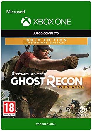Tom Clancys Ghost Recon Wildlands: Gold Year 2 - Xbox One ...