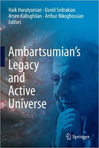 Book Ambartsumian's Legacy and Active Universe