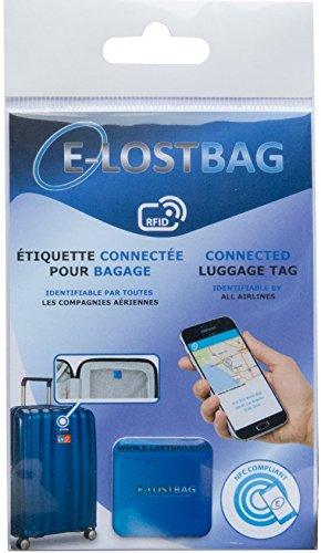 2 opinioni per Etichette intelligenti per bagagli- RFID/NFC – Identificabili in tutto il mondo