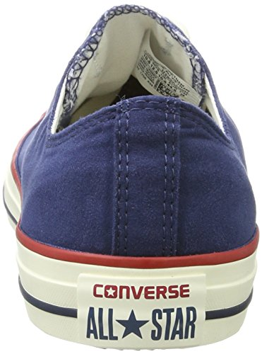 Midnight navy Mixte Ctas Converse egret Ox Baskets Bleu 471 Navy Adulte garnet ExAww0Oqv