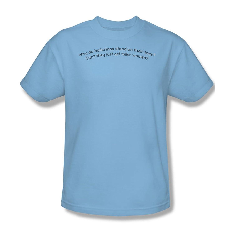 Ballerinas - Mens T-Shirt In Light Blue