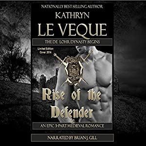 Rise of the Defender Audiobook