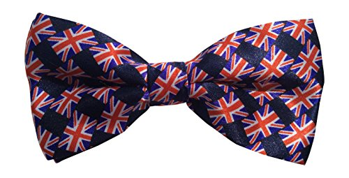 Sock Snob - Mens Colourful Bow Tie in 40 Different Colours (Union - Union Square In Stores