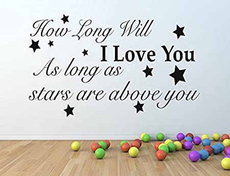 Ellie Goulding - How Long Will I Love You Song Lyrics Wall Art ...