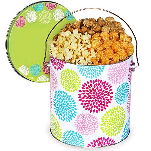 (Jubilee Popcorn Tin (Traditional, 1 Gallon))
