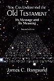 You Can Understand the Old Testament, James Bangsund, 1499566611