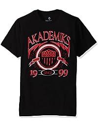Akademiks Men's Lightning Bolt Graphic T-Shirt