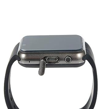ZL-Smartwatch Android Bluetooth Pantalla táctil Calorías quemadas ...