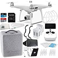 DJI Phantom 4 PRO+ Plus Quadcopter Virtual Reality Experience VR Essentials Bundle Package